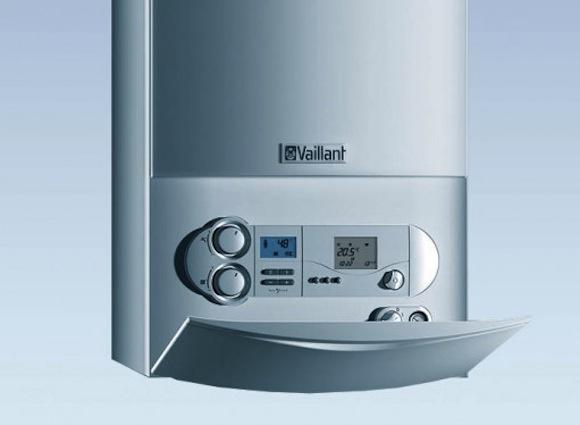 Plynové kotle v domácnostech výrazně snižují znečištění ovzduší v obcích, foto: Vaillant