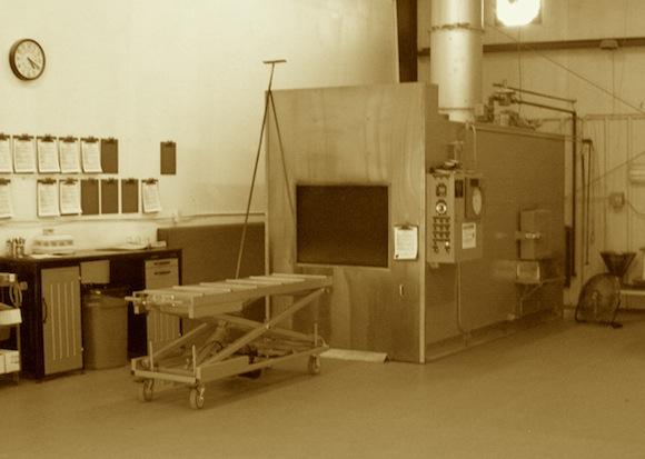 Kremace nejen v Británii představují vysokou nárazovou spotřebu i výdej energie
