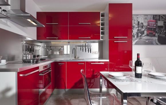 Luxusní kuchyně ve stylu Freedomku, foto: Freedomky s.r.o.