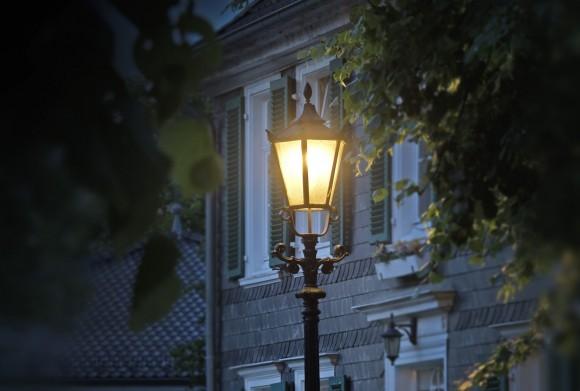 Modulem LED je možné vybavit prakticky jakoukoliv lampu veřejného osvětlení. Tato výměna je, ve srovnání s náhradou celé lampy, přibližně o polovinu levnější. foto: Siemens