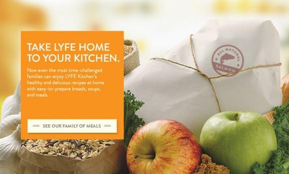 Bude hamburger z Lyfe Kitchen jen dvakrát dražší, a nebo i zdravější? Zdroj: Lyfe Kitchen
