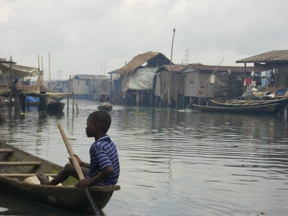 Plovoucí nemocnice přiblíží zdravotnickou péči i do izolovaných míst nigerijského Lagosu. foto: openarchitecturenetwork.org