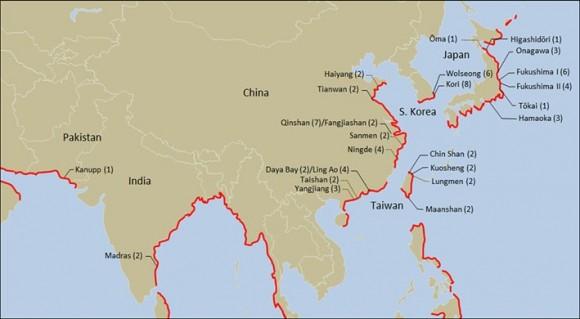 Tsunami je spojeno s představou velkoplošných přírodních a humanitárních katastrof, riziko nukleární katastrofy však bylo dosud podceňováno. Zdroj: IAEA