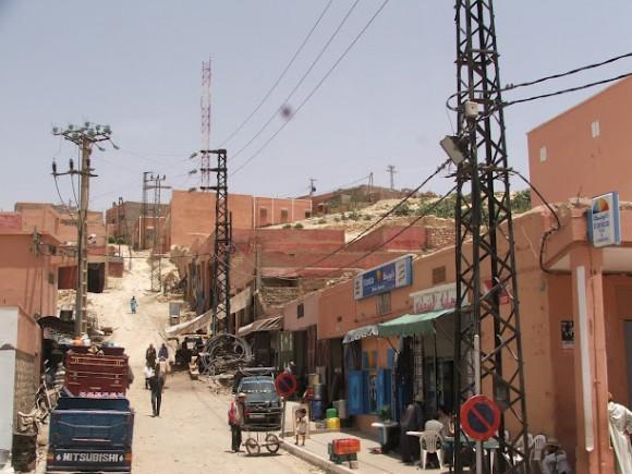 Maroko je jednou ze zemí s jejich pomocí bude Evropská unie plnit svůj závazek zvýšit do roku 2020 podíl energie z obnovitelných zdrojů na 20 %, foto: Jan Horčík pro Ekologické bydlení