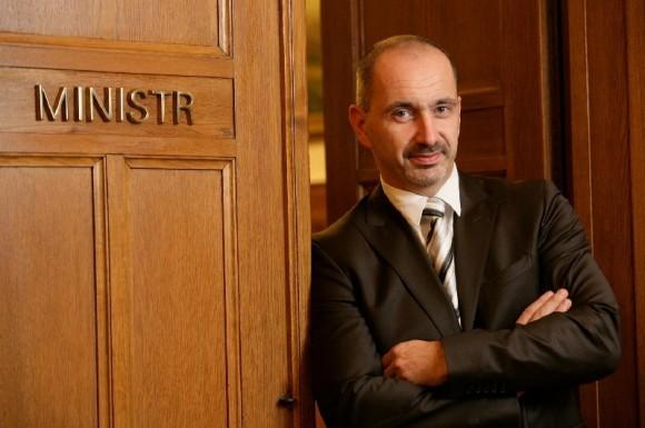 Martin Kuba, aktuální ministr průmyslu a obchodu České republiky, foto: www.martinkuba.cz