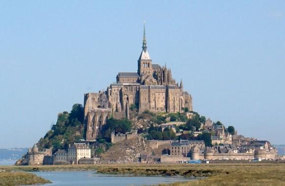 Mont Saint Michel - druhá nejnavštěvovanější destinace ve Francii, foto: MontSaintMichel.com