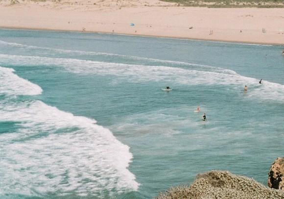 Energie skrytá ve vlnách má potenciál, který láká Austrálii. foto: Monika Kolářová