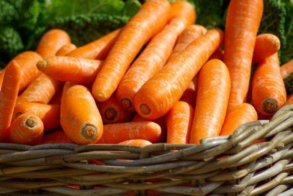 Každý druh zeleniny a ovoce má své způsoby skladování. foto: JackMack34, licence Public Domain