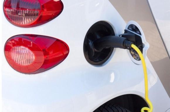 nabíjení elektromobilu Smart ED