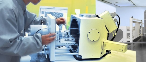 Nanotechnologie, resp. nanovlákna, jsou díky společnosti Elmarco předním vývozním artiklem České republiky, foto: Elmarco