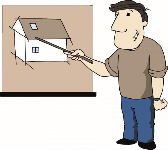 Rekonstrukce staršího domu není třeba se bát. Jen je třeba si o ní zjistit co nejvíce infromací. ilustrace: www.perlikprojekce.cz