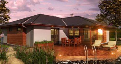 Nízkoenergetický dům šetří energii v každém počasí.