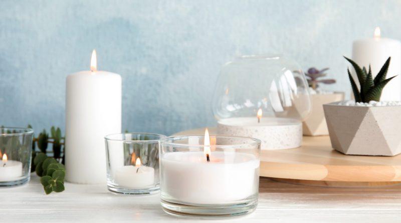 Svíčky, které váš domov nejen prozáří, ale i provoní