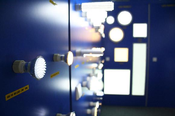 osvětlení LED žárovky prodejna LED Lumin