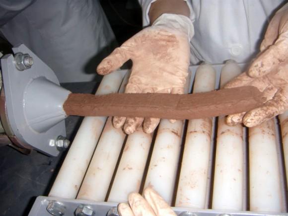 Izolační materiály vyráběné z odpadních surovin se stávají populárnějšími, a Španělé představují v tomto vývoji světovou špičku. Zdroj: C. Martinez, University of Jaen