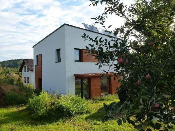 Pasivní domy už nejsou v České republice žádnou raritou. Přijďte si je také prohlédnout! foto: Centrum pasivního domu