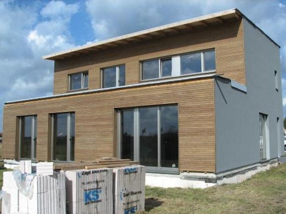 Program Zelená úsporám byl jednou z příčin rostoucí obliby pasivních domů v České republice, foto: Centrum pasivního domu