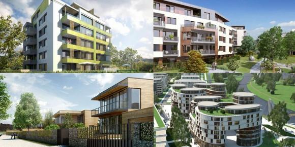 Po celé ČR dnes pomalu vznikají pasivní a nízkoenergetické bytové domy, které nabízejí vysoký standard bydlení za velmi zajímavé ceny.