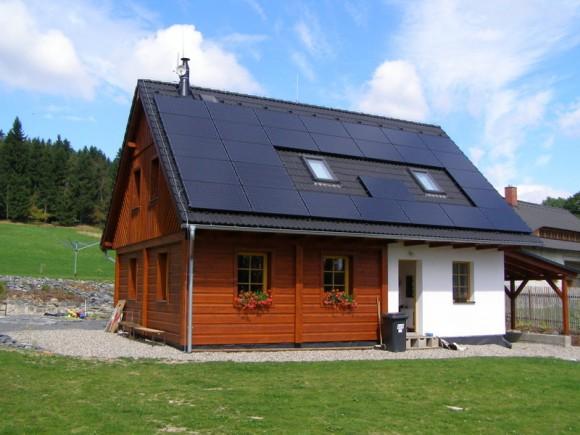 Pasivní dům může vypadat jako klasický rodinný dům. foto: Centrum pasivního domu