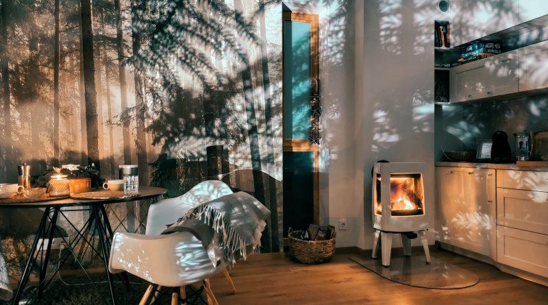 Biokrb: Zážitek živého ohně, bez komínu, zplodin i popela