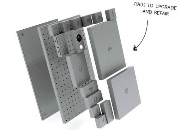 Phonebloks - mobilní telefon jako skládačka. Jednoduše geniální. foto: Dave Hakkens