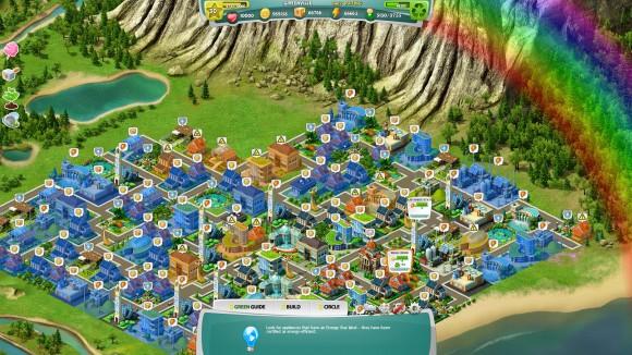 V online budovatelské strategii Plan It Green můžete stavět i poměrně velké metropole