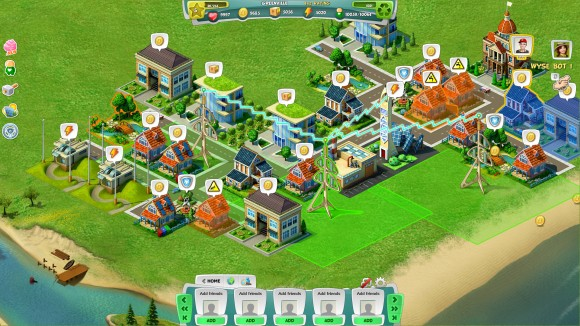 Ekologické SimCity úplně zadarmo, to je online webová hra Plan It Green: The Big Switch