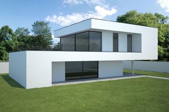 S dotovanými renovačními balíčky lze zateplit dům od soklu až po (plochou) střechu.