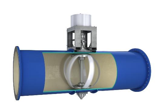 Kanalizační nebo vodovodní síť se může stát novým zdrojem čisté energie. foto: Lucid Energy