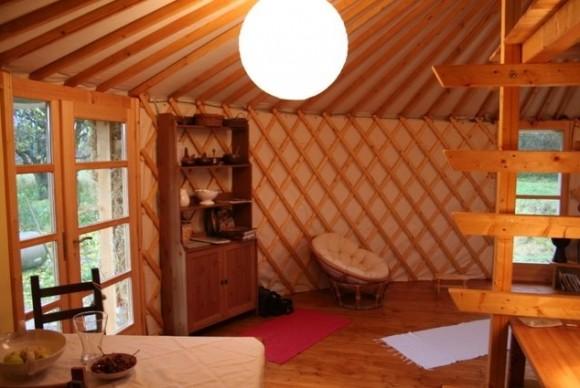 I takhle může vypadat čistě přírodní dům. foto: Slaměné-domy.cz
