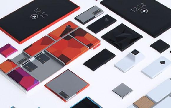 Moduly pro skládací mobily Project Ara mají pevně definované velikosti. foto: Google