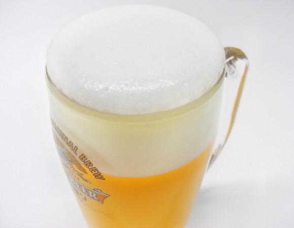 """""""Pivo vyrobené z kanalizační vody bude podíváno jen v rámci řízených degustací, do národní prodejní sítě se nedostane."""" foto: yamada taro, licence public domain"""