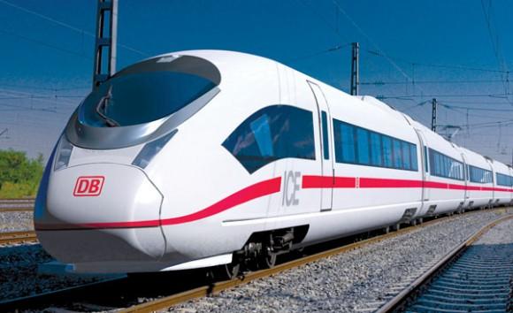 Rychlovlaky ICE, které provozují německé dráhy (Deutsche Bahn), foto: DB