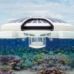 plovoucí solární resort designérky Michele Puzolante, foto: Michele Puzolante