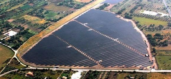Největší solární elektrárny v Itálii mají výkon v desítkách MW. foto: beletric
