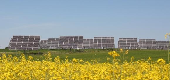 V dobách solárního boomu (2008-2010) vyrostlo v ČR přes 2 GW výkonu solárních elektráren, foto: ranasolar.cz