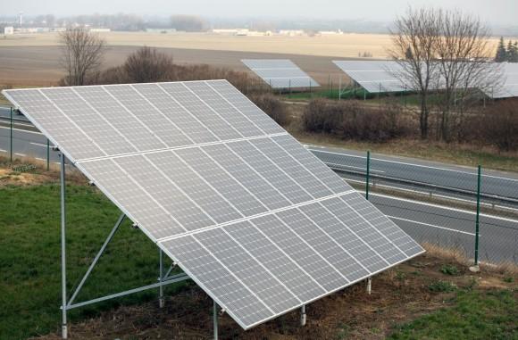 Solární elektrárny dnes najdeme po celé Evropě, foto: haak78, sxc.hu