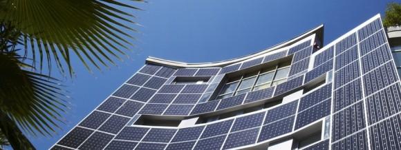 Solární-fotovoltaická/sluneční elektrárna - může nabývat nejrůznějších tvarů, foto: EPIA