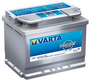 Baterie 12V 60Ah teoreticky vydrží dodávat příkon 200 W po dobu 3,6 hodiny