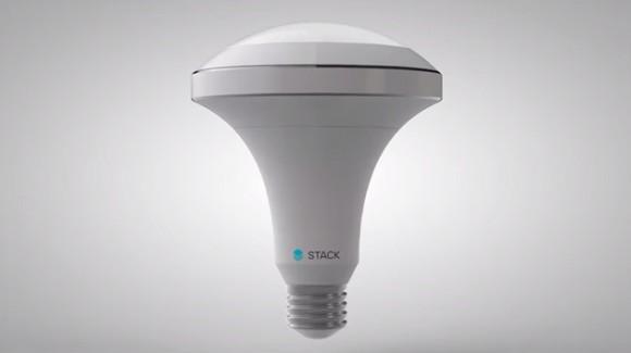 Alba - chytrá žárovka pro chytrou domácnost. foto: Stack