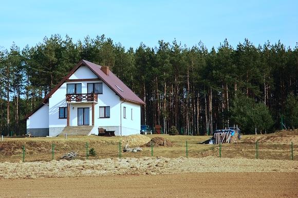 stavba rodinného domu