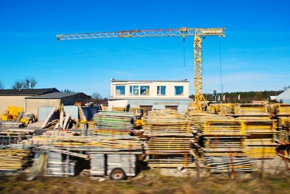 Stavební materiály hrají při stavbě domu primární úlohu, foto: Mattox/sxc.hu