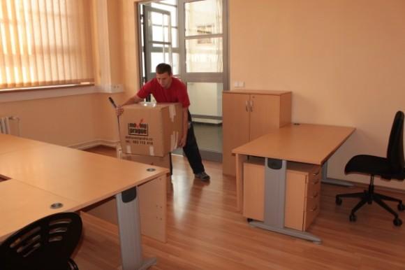 Stěhování bytu, foto: Stěhování Praha