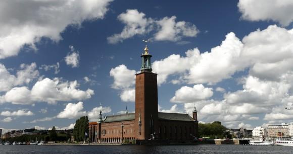 Stockholm, největší a hlavní město Švédska, je mnohými považováno i za hlavní město Skandinávie, foto: Stockholm