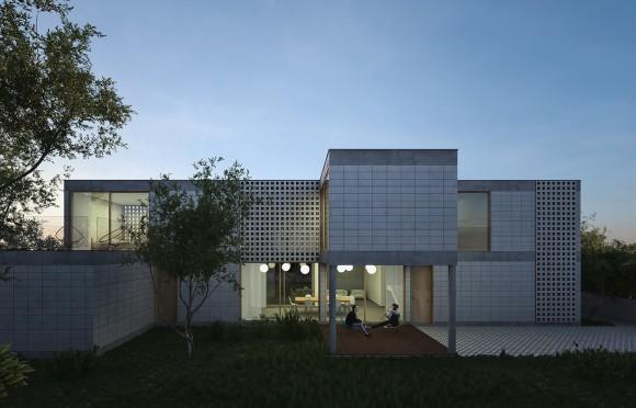 I takhle mohou vypadat domy budoucnosti pro Los Angeles. foto: Paperhouses, Tatiana Bilbao