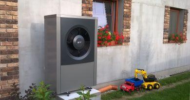 Venkovní jednotka tepelného čerpadla AIR X
