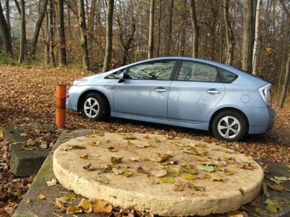 Toyota Prius plug-in hybrid. V ČR se prodává za cenu 909 900 Kč; foto: Hybrid.cz