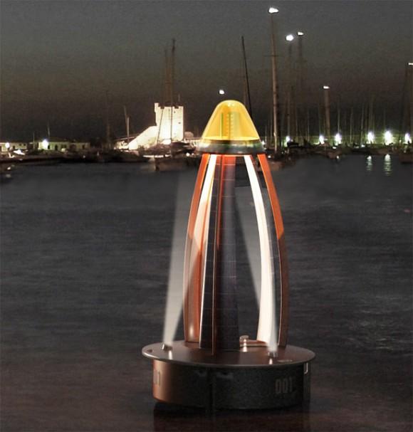 Bóje Triton si získávají popularitu v městech s hustou sítí říční dopravy. Zdroj: Inhabitat.com