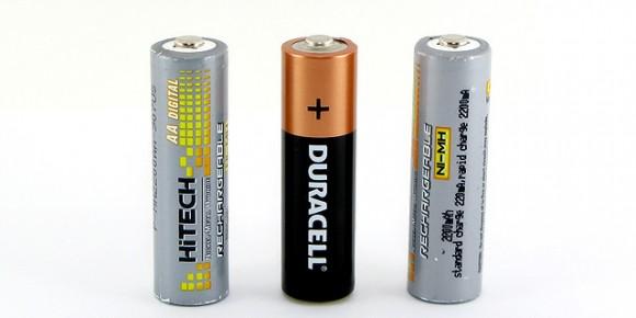 Tužkové baterie Duracell, foto: Duracell