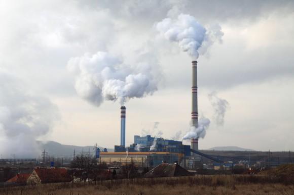 Tepelnou elektrárnu v německém Gelsenkirchenu čeká nucené uzavření. Obrázek je ilustrační. foto: Petr Kratochvíl, licence public domain